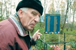 Неизвестные солдаты на Шипиловском кладбище