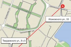 Окружное ГАИ переезжает с улицы Исаковского