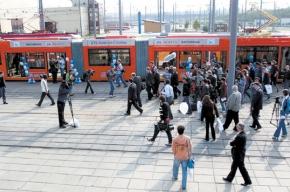 Трамвай будущего выйдет в полноценный рейс по Строгино не раньше февраля