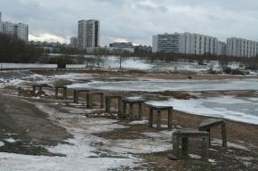 Борисовский пруд обещают очистить к приходу весны
