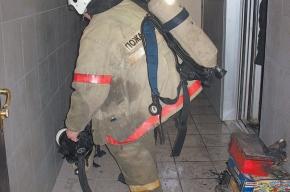 Пожар на Никулинской