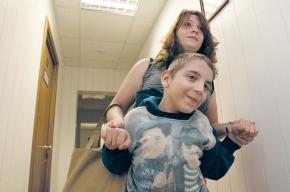 У детей-инвалидов нет постоянного дома
