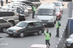 Все московские платные парковки оснастят кассовыми аппаратами