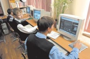 В столичных школах появляется все больше электронных нововведений