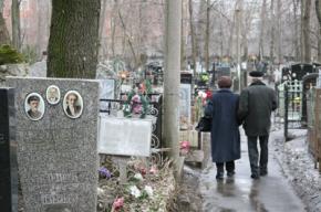 На кладбищах незаконно продают места