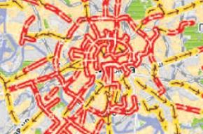 Генсек ООН парализовал дорожное движение по всему городу