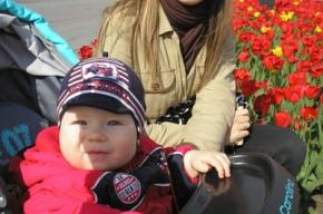 С детскими колясками не пропускают в музеи