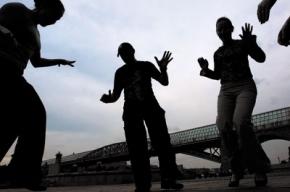 Танцы на воздухе