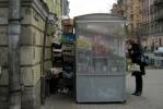 Фоторепортаж: «Ларьки с овощами уродуют центр»