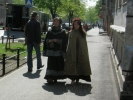 На Васильевском острове снимают кино: Фоторепортаж