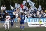 Питерские динамовцы забили два мяча в ворота Нигматуллина: Фоторепортаж
