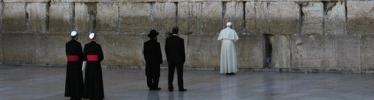 Сегодня Папа Римский завершает визит на Ближний Восток: Фоторепортаж