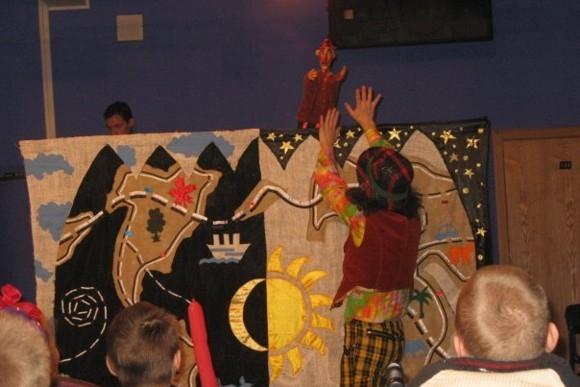 В Петербурге строится детский интеграционный театр: Фото
