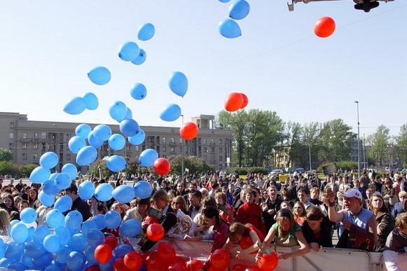 В Петербурге пройдет молодежный Open-Air «Весна у Нарвских ворот»: Фото