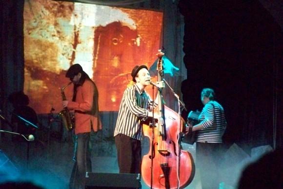 «Блюз в голове» от Billy's Band: впечатления после концерта: Фото