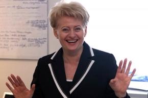 Новый президент Литвы Даля Грибаускайте: кто она и чего от нее ждать?