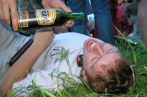 Россияне пьют в два раза больше нормы
