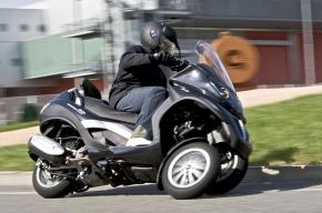 В Выборгском районе с начала года разбились 11 водителей скутеров