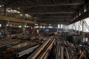 На заводе металлоизделий рабочие бастуют каждую неделю