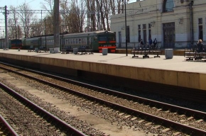 Электрички до Белоострова будут ходить по временному расписанию