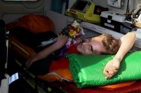 Пострадавшему альпинисту из Петербурга нужна помощь