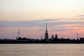 В Петербурге потеплело