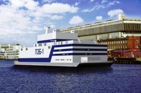 В Петербурге построят плавучую атомную станцию