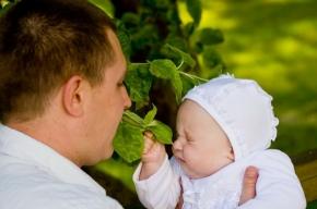 Как привлечь папу к ребенку