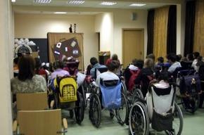 В Петербурге строится детский интеграционный театр