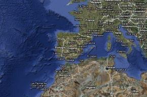 Испания попала в черный список из-за свиного гриппа