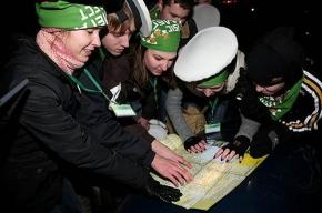 Ночью в Петербурге пройдет «МегаКвест»