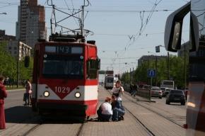 Ребенок попал под трамвай на Бухарестской