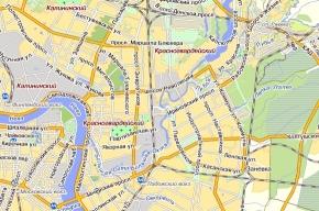 На карте Петербурга появились новые улицы
