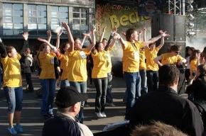 В Петербурге пройдет молодежный Open-Air «Весна у Нарвских ворот»