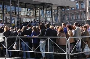 В метрополитене надеются, что люди научатся обходиться без «Василеостровской»