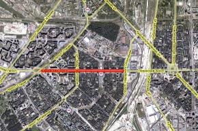 На Ленинском проспекте изменяются маршруты общественного транспорта