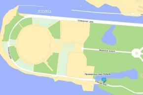 В Приморском парке Победы построят гимнастический и ледовый комплексы