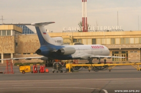 «Угонщика» самолета Анталия-Петербург будут лечить