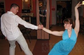 В клубе «Выборгская сторона» прошел танцевальный конкурс