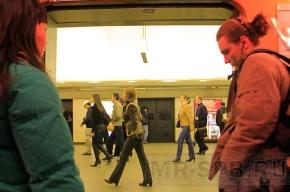 Грабителя задержали в метро