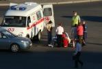 "На улице Савушкина на ""зебре"" сбили пешехода: Фоторепортаж"