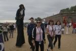 Яхты  Volvo Ocean Race появились у Петропавловки: Фоторепортаж