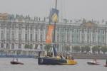 Фоторепортаж: «Яхты  Volvo Ocean Race появились у Петропавловки»