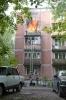 Фоторепортаж: «На улице Карпинского при пожаре пострадал мужчина»