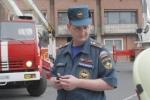 У общежития СПбГУ прошли учения: Фоторепортаж