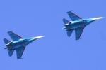 Фоторепортаж: ««Стрижи» и «Русские витязи» взмоют в небо над Финским заливом»