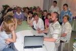 Фоторепортаж: «На Мичуринской улице открылся Дом фиалки»