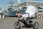 Фоторепортаж: «В Кронштадте построят новую верфь»