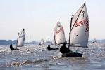 Фоторепортаж: «В яхтенном порту «Геркулес» прошли первые регаты»
