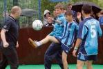 Фоторепортаж: ««Футбольный Царь» получил орден в Царской церкви и знак «Святой Татьяны» в детской деревне»